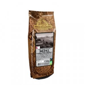 Кофе Broceliande Nepal Himalayan Organic зерно, 1000г