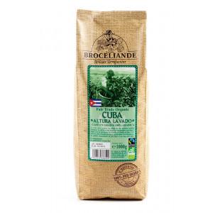 Кофе Broceliande Cuba Altura Lavado зерно, 1000г