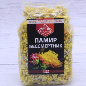 "Памир Бессмертник ""Дары Таджикистана"" 100г."