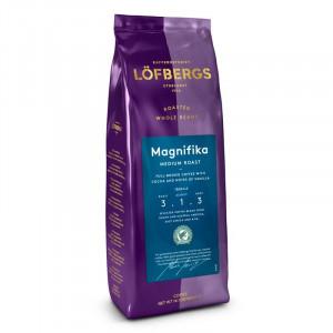 Кофе в зернах Lofbergs Magnifika, 400г