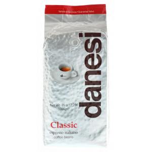 Кофе Danesi Classic в зернах, 1000г