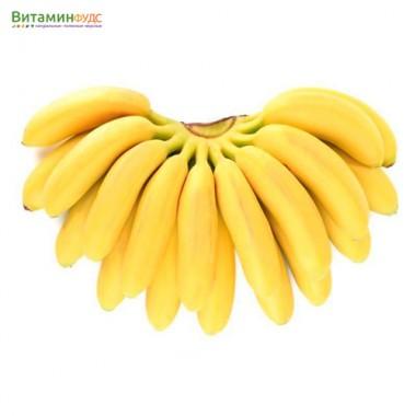 Бананы мини Эквадор