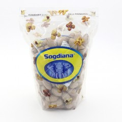 Орех пекан в скорлупе Sogdiana, 1 кг