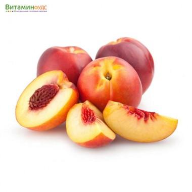 Персик крупный гладкий