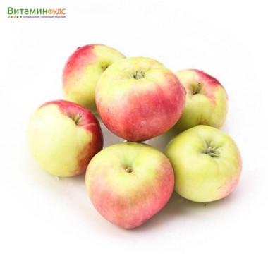 Яблоки Мельба Ред