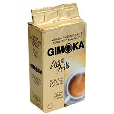 Кофе GIMOKA Gran Fеsta молотый, 250г