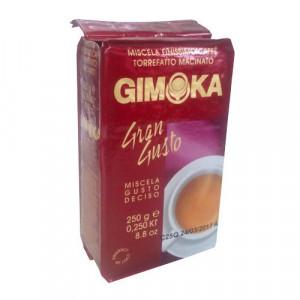 Кофе GIMOKA Gran Gusto молотый, 250г