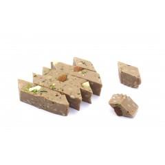 Халва самаркандская шоколадная 400г