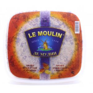 Халва кунжутная Le Moulin с миндалем 2кг