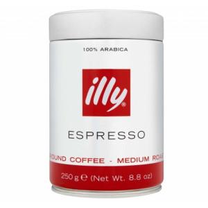 Кофе ILLY Espresso молотый, 250г