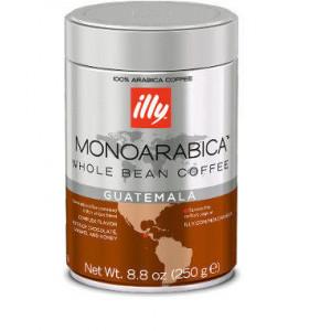 Кофе ILLY Guatemala в зернах, 250г