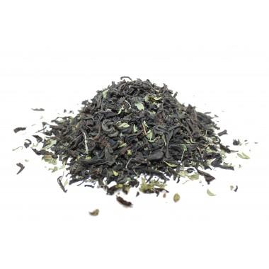 Чай Шах чай черный с чабрецом 200г