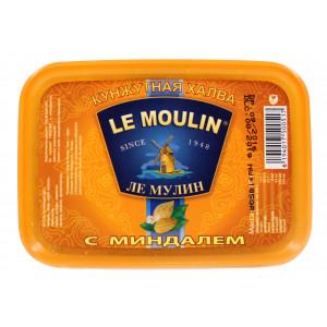 Халва кунжутная Le Moulin с миндалем 150г