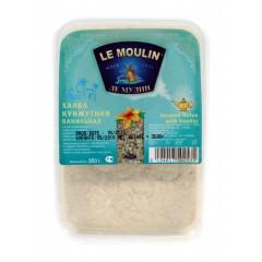 Халва кунжутная Le Moulin с ванилью 350г