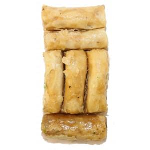 Пахлава палочки с грецким орехом
