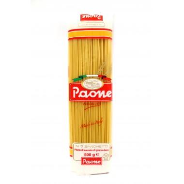 PAONE SPAGHETTI - Cпагетти 500г