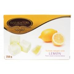 Рахат-Лукум со вкусом лимона 250г