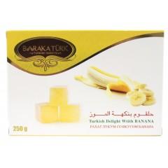 Рахат-Лукум со вкусом банана 250г