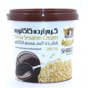 Кунжутный крем шоколадный 200 гр