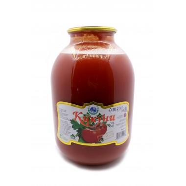 """Натуральный сок """"КИКУНИ"""" томатный 3л"""