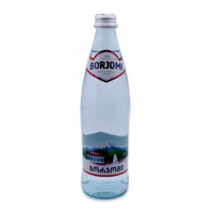 Минеральная вода BORJOMI 0,5л