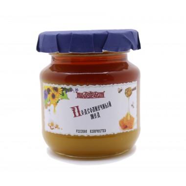 Подсолнечный Мёд 160г