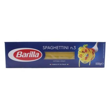 Макароны Barilla Spaghettoni n.3 500г