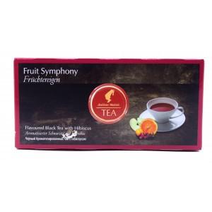 Чай Julius Meinl черный Ароматизированный с Гибискусом 25х2.5 гр
