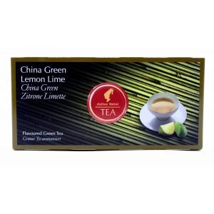 Чай Julius Meinl зеленый Лайм и Лимон 25х1.75 гр