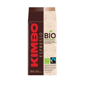 Кофе KIMBO Еspresso BIO зерно, 1000г
