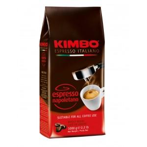 Кофе KIMBO Еspresso Napoletano зерно, 1000г