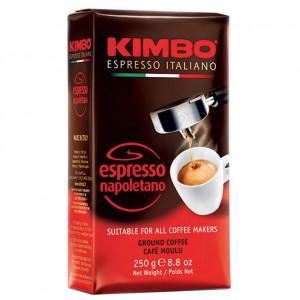 Кофе KIMBO Espresso Napoletano молотый, 250г