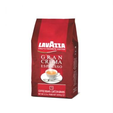 Кофе LAVAZZA Gran Crema зерно, 1000г