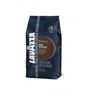 Кофе LAVAZZA Grand Espresso зерно, 1000г