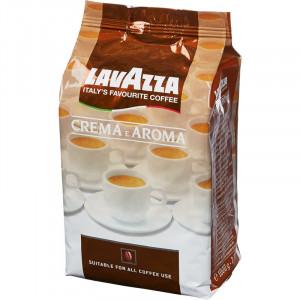 Кофе LAVAZZA Crema e Aroma зерно, 1000г
