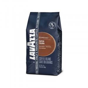 Кофе LAVAZZA Super Crema Espresso зерно, 1000г