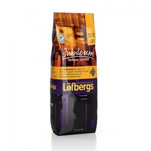 Кофе молотый Lofbergs Jubileum, 250 гр.