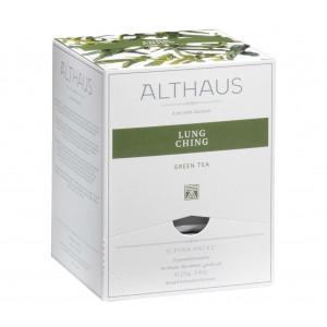 ALTHAUS Чай зеленый Лунг Чинг 15х2,75 гр