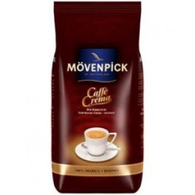 Кофе Mövenpick of Switzerland Cafe Crema зерно, 500г