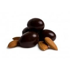 Миндаль в шоколадной глазури