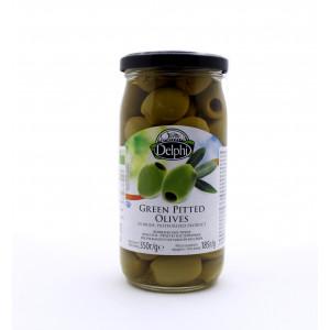 Оливки Delphi без косточки в рассоле,  350г