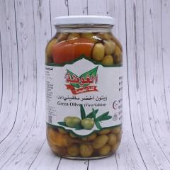 "Оливки зеленые ""First Salkini"", 900г."