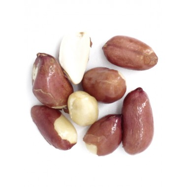 Арахис очищенный сырой 5 кг