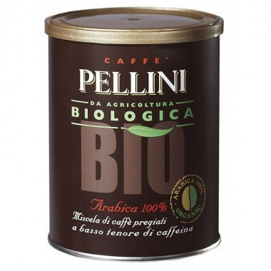 Кофе Pellini Bio organic молотый, 250г