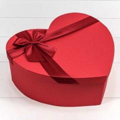 """Подарочный набор """"Алое сердце"""" большой"""