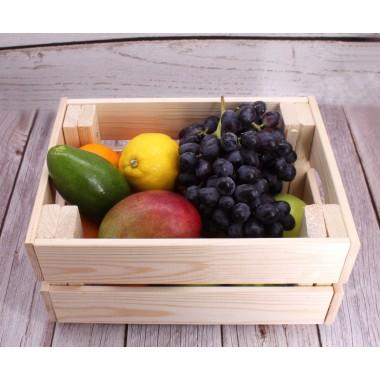 Подарочный ящик S, фрукты