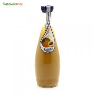 Абрикосовый Нектар с мякотью Ararat Premium, 0.75л