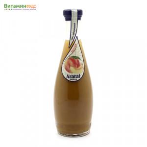 Персиковый Нектар с Мякотью Ararat Premium, 0.75л