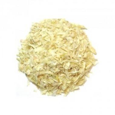 Сушеный лук белый