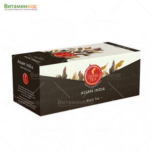 Чай Julius Meinl Ассам черный, 25х1.75 гр.